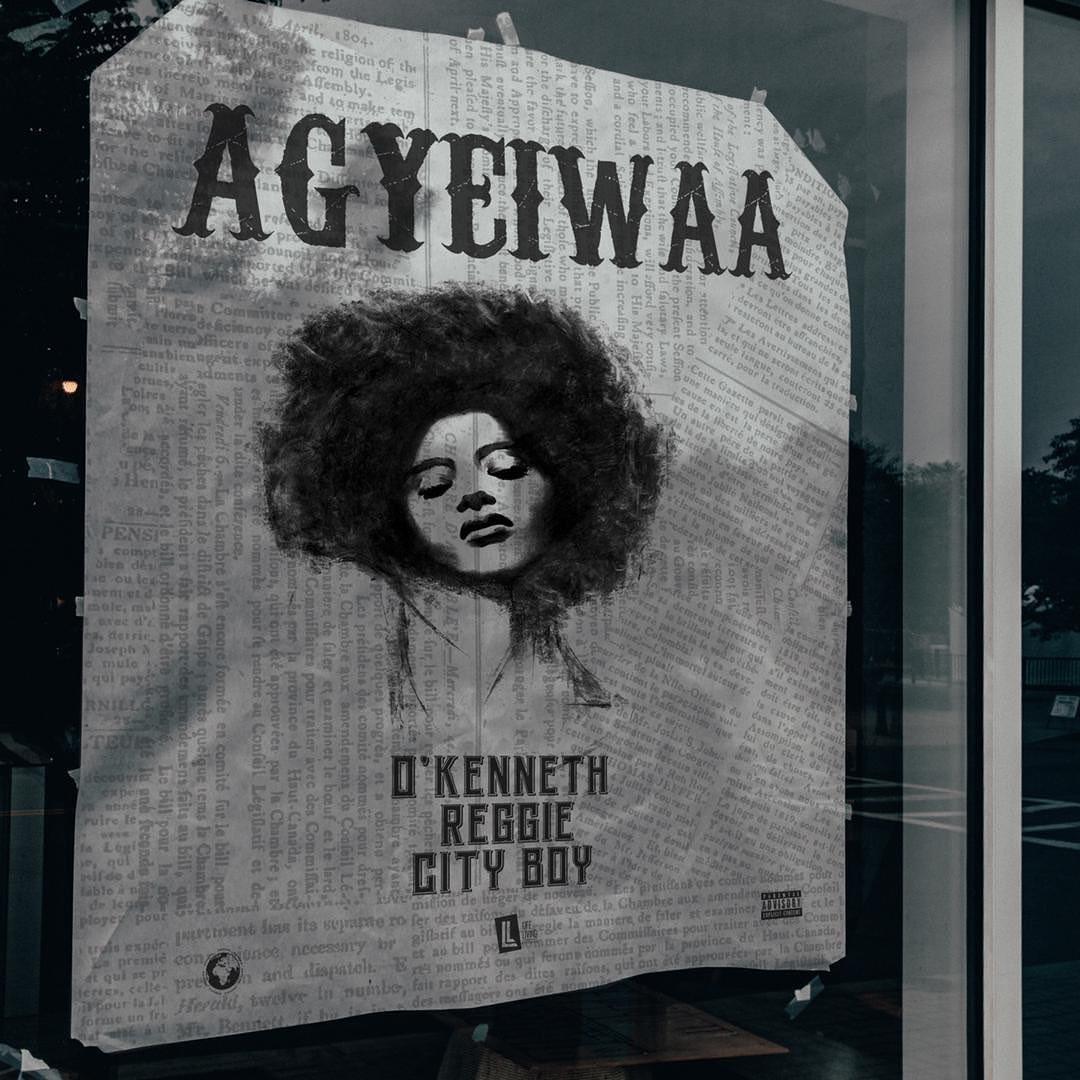 O'Kenneth - Agyeiwaa Lyrics