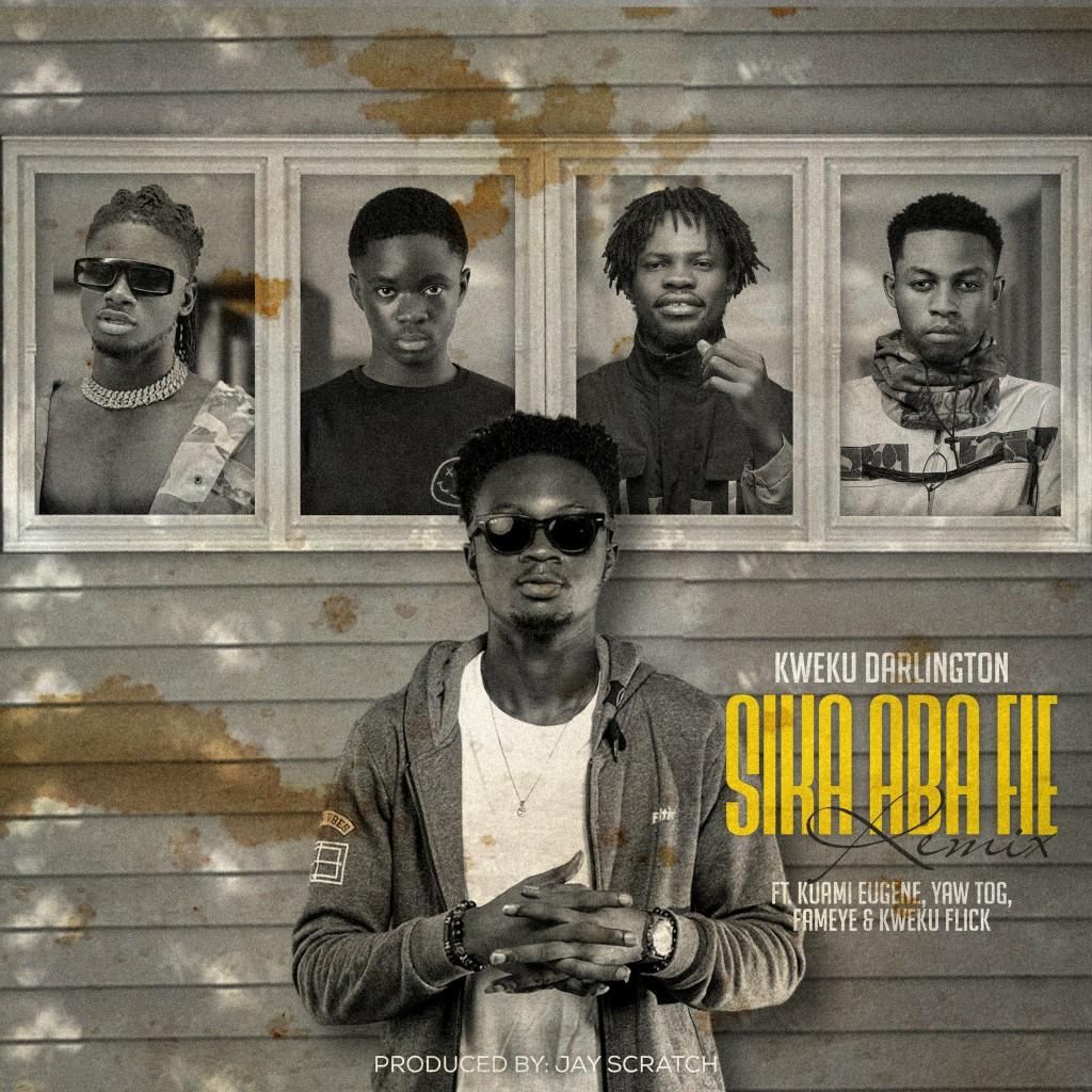Kweku Darlington - Sika Aba Fie (Remix)