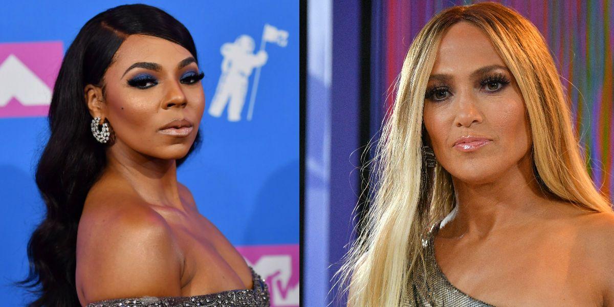 Jennifer Lopez and Ashanti