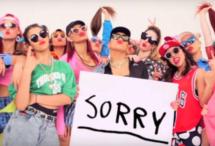 sorry video justin bieber
