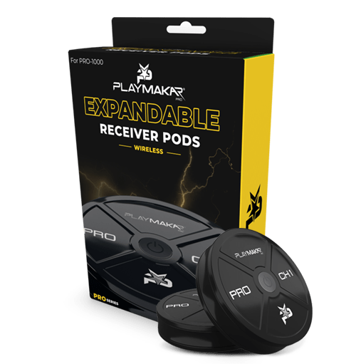 Muscle Stimulator pods for PlayMakar PRO TENS + EMS System