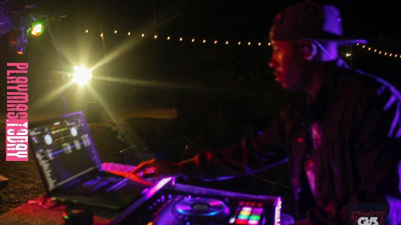 DJ Ignite - Bahamas inside the Festival with PlayMas.Today