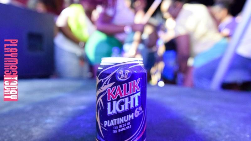 Kalik Light Platinum Bahamas Carnival presentation of #OneMas