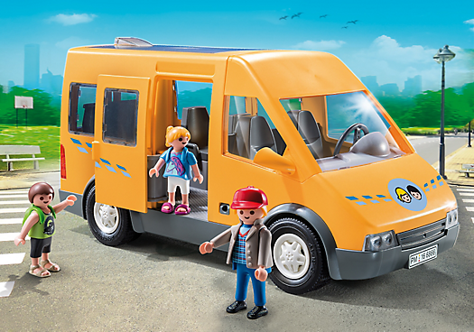 Playmobil School Bus