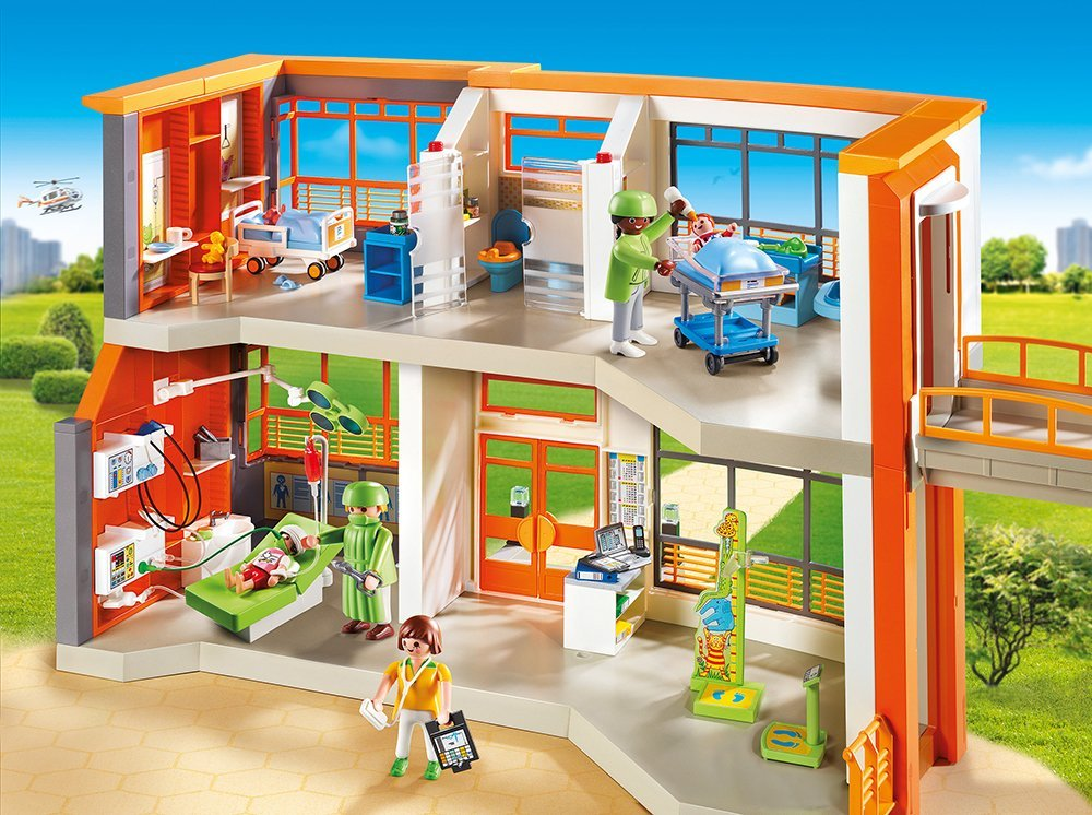 Playmobil's Children Hospital - 60 GBP
