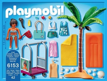 Playmobil Beach Fashion