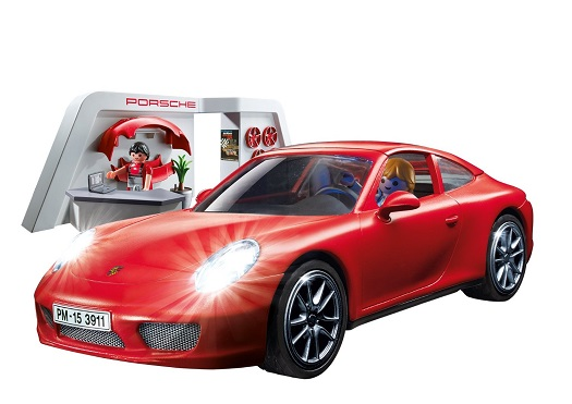 the real thing playmobil porsche 911 gbp the deal hunter for playmobil toys. Black Bedroom Furniture Sets. Home Design Ideas