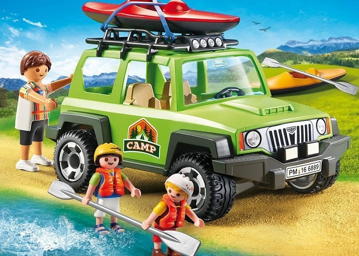 Click to check the Playmobil Jeep
