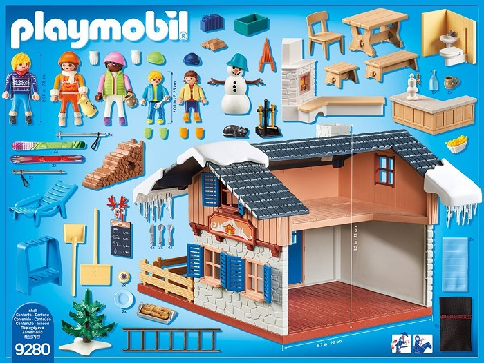click to get the price for playmobil ski hut - Playmobil Ski