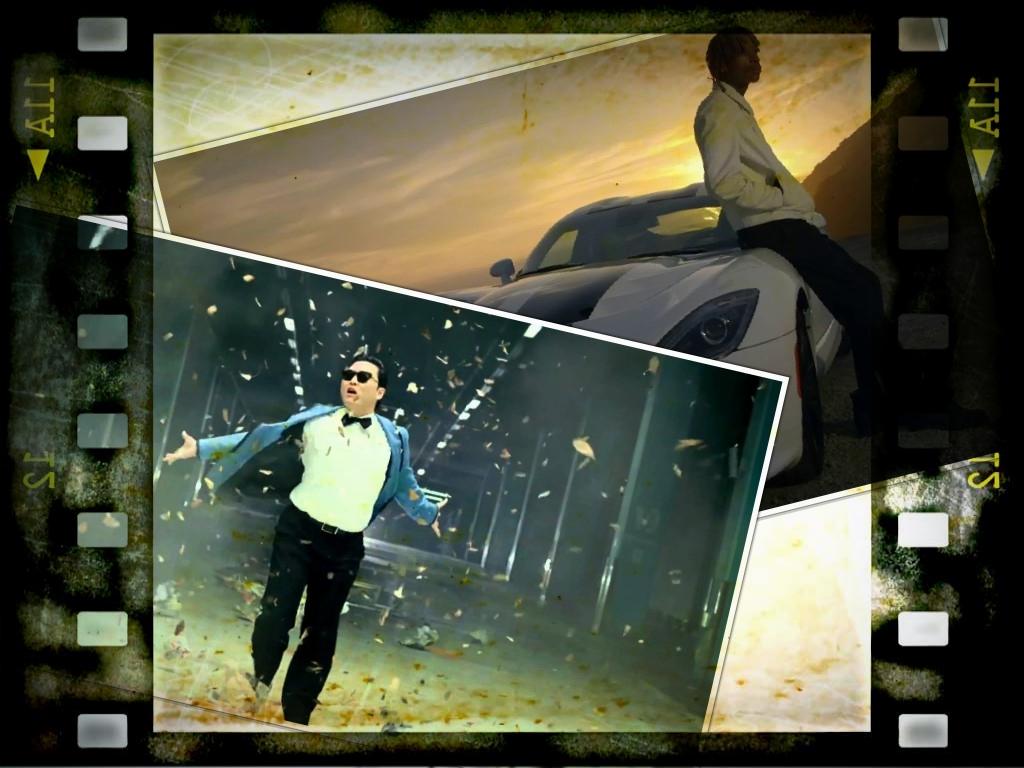 'See You Again' vs 'Gangnam Style'