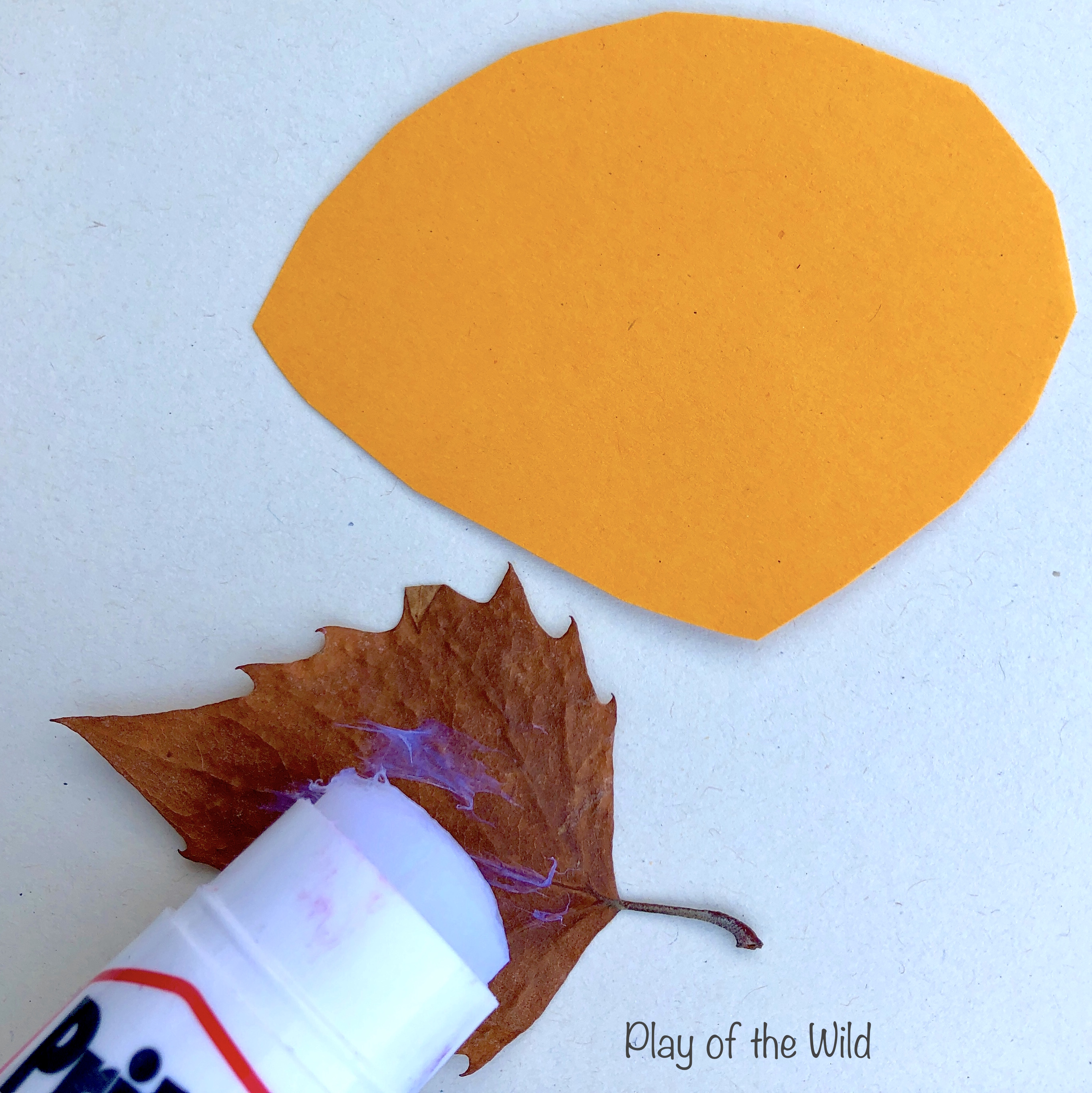 How to Make a simple Leaf Mobile