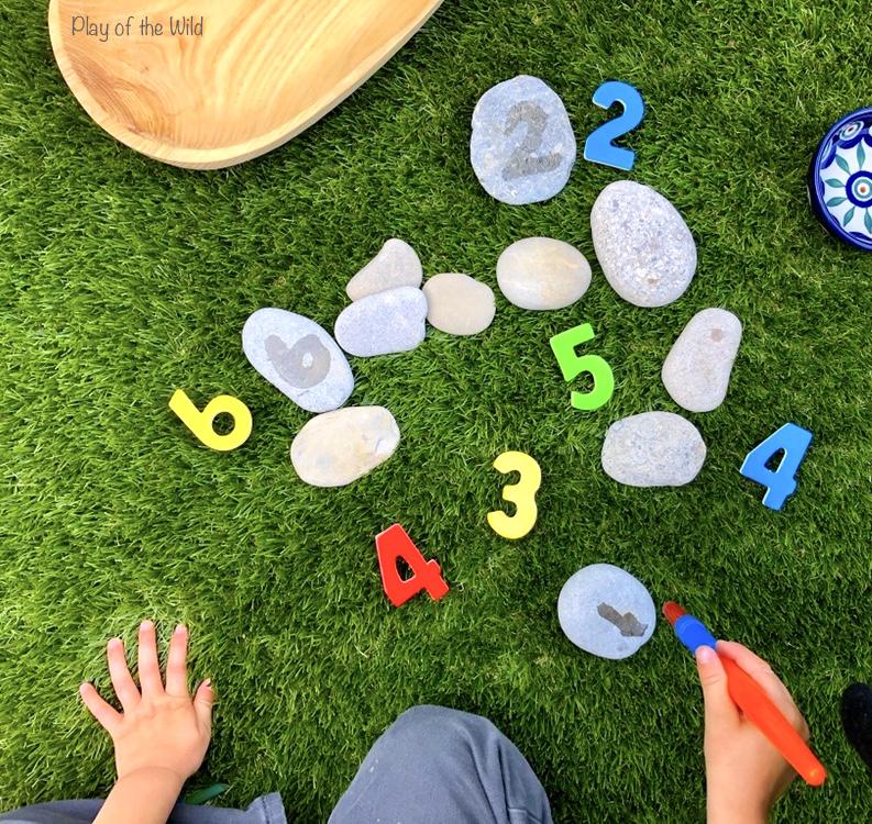 Outdoor Maths Activities EYFS – Outdoor Maths Ideas