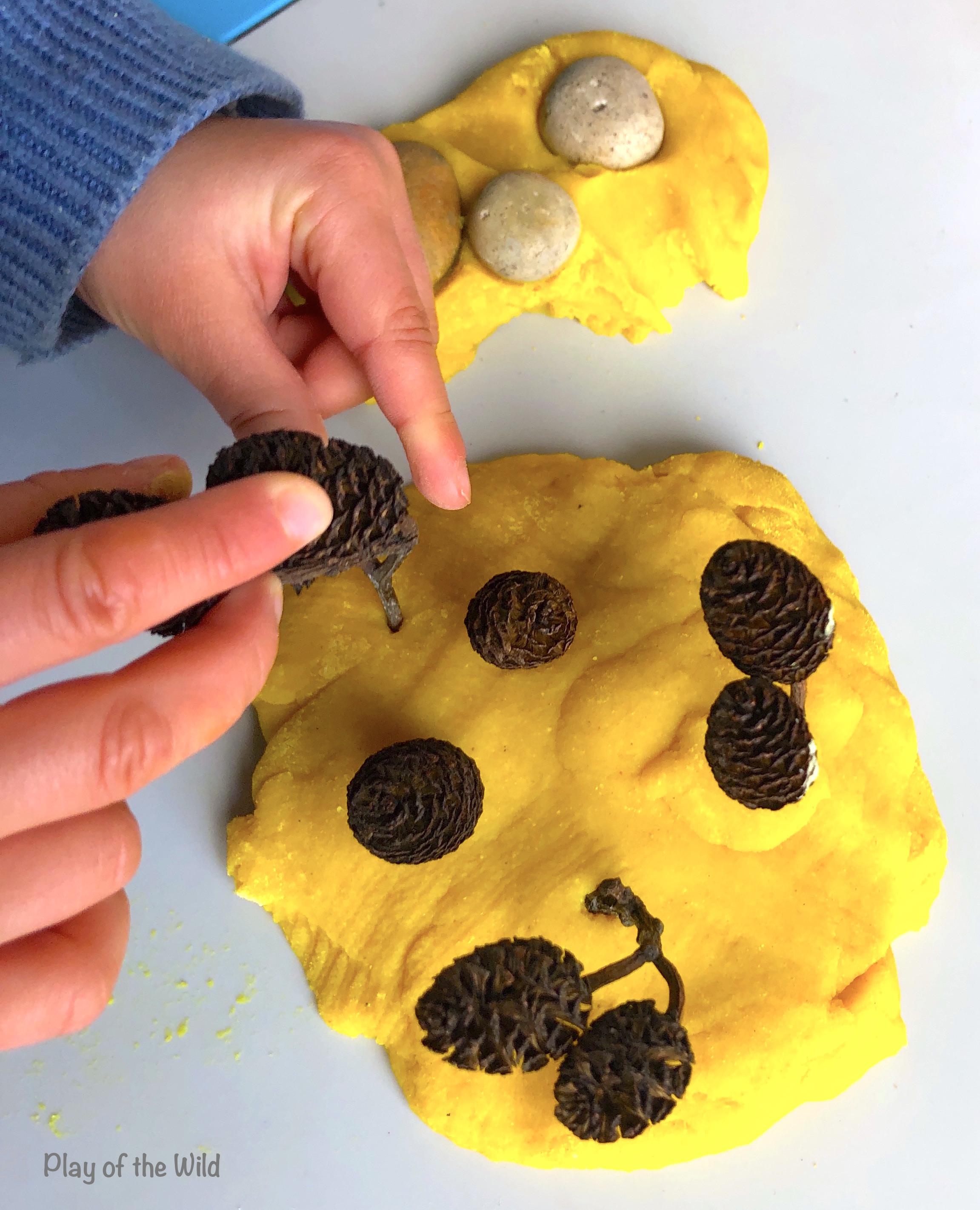 Natural & Non-Toxic Play Dough Recipe