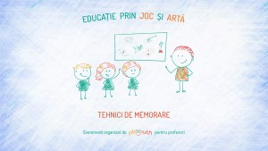 Workshop online Tehnici de memorare pentru profesori @ Home