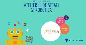 Atelierul de STEAM si Robotica