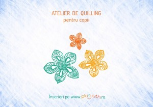 Atelier de Quilling la MARe @ MARe - Muzeul de Arta Recenta