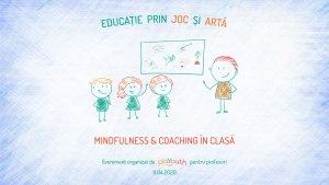 Workshop Mindfulness & Coaching în clasă @ Hotel Cismigiu