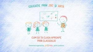 Workshop online - Cum ții clasa aproape prin ClassDojo @ Home