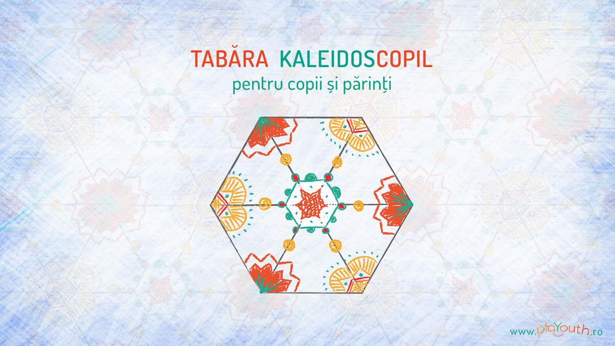 PlaYouth Tabăra Kaleidoscopil copii și părinți