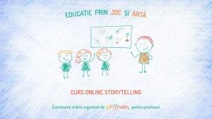 Curs online Storytelling. Arta de a comunica empatic @ Home