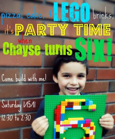 a lego rific kid s birthday party