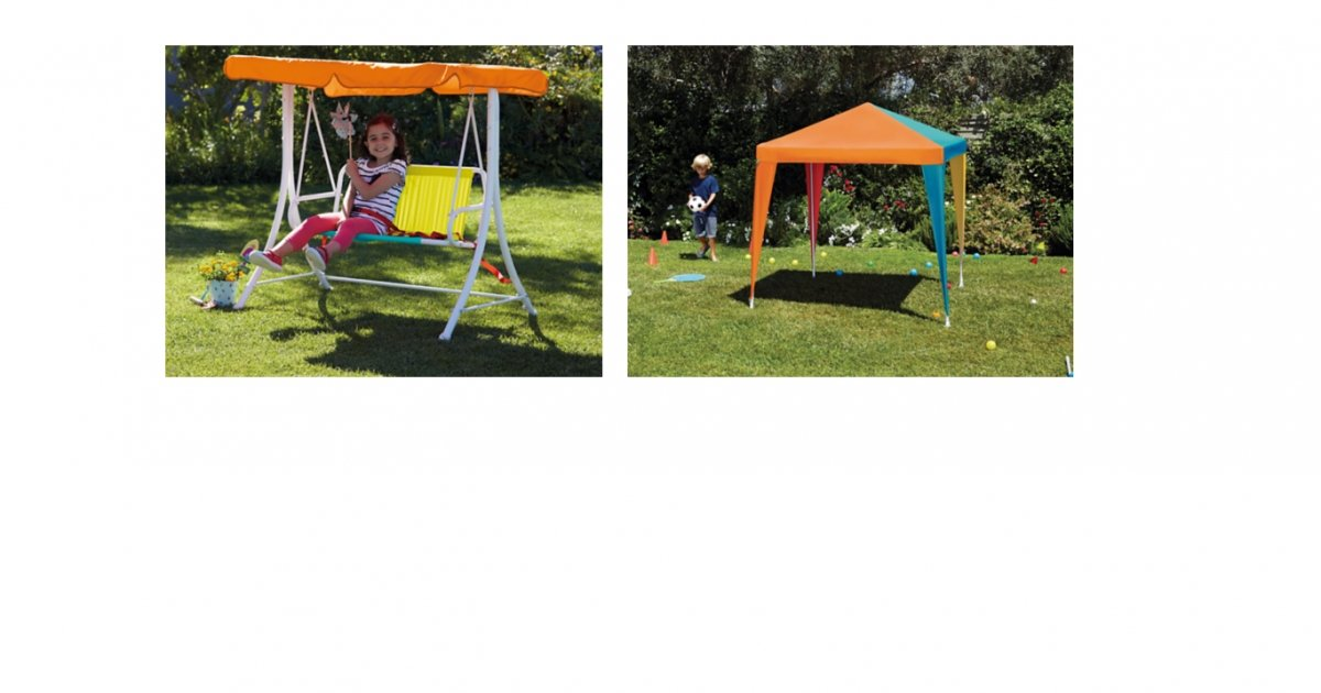 Kids Outdoor Furniture Range From £9 @ Asda George