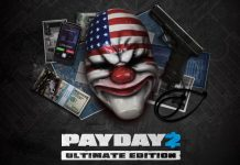 Payday 2 Ultimate Edition cover