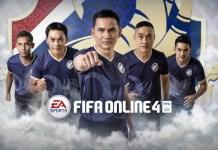 PR2020 Fifa Online 4 Thai Player Cover playpost