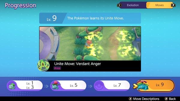 Pokemon Unite Venusaur