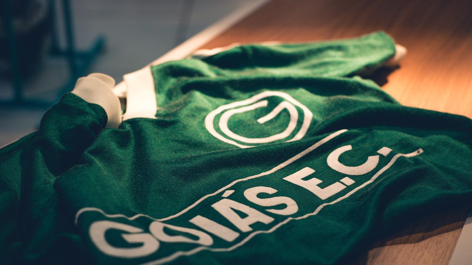 Old Goiás shirt