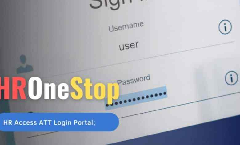 hronestop att login portal site