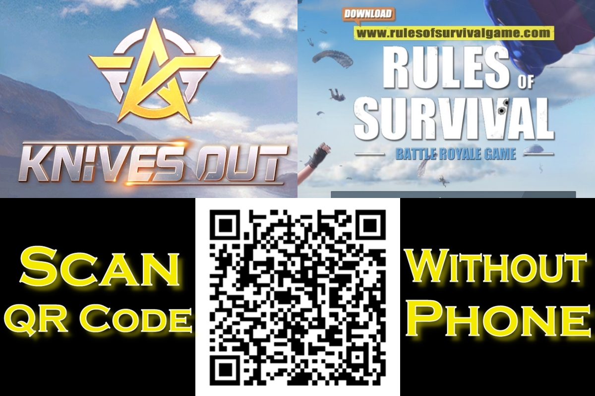 How To Play Rules Of Survival PC Version Without Phone