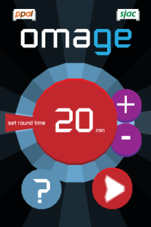 omage-satart-screen