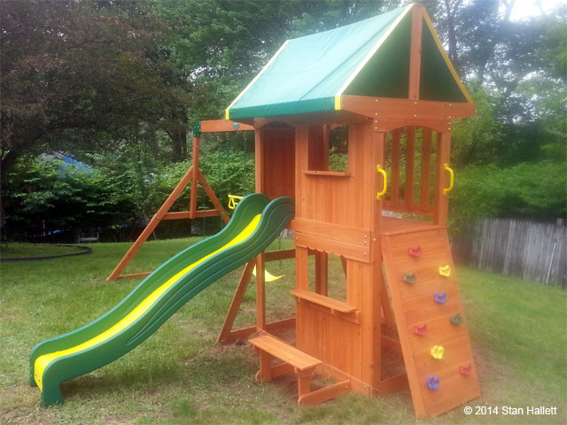 New England Playset Assembly, Reading, MA - Playset ...