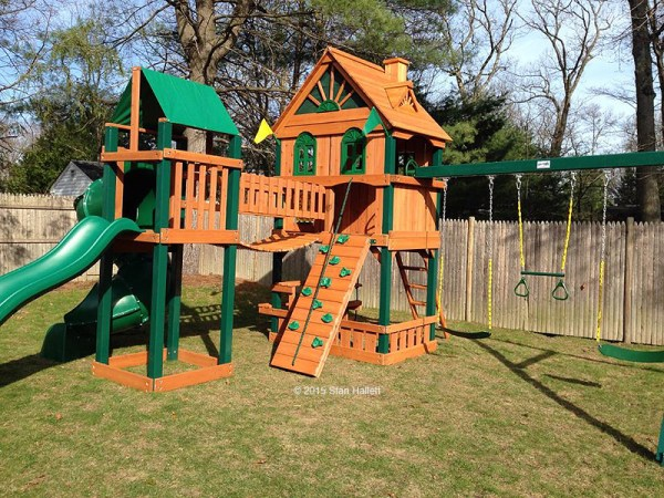 The Gorilla Playsets Woodbridge.