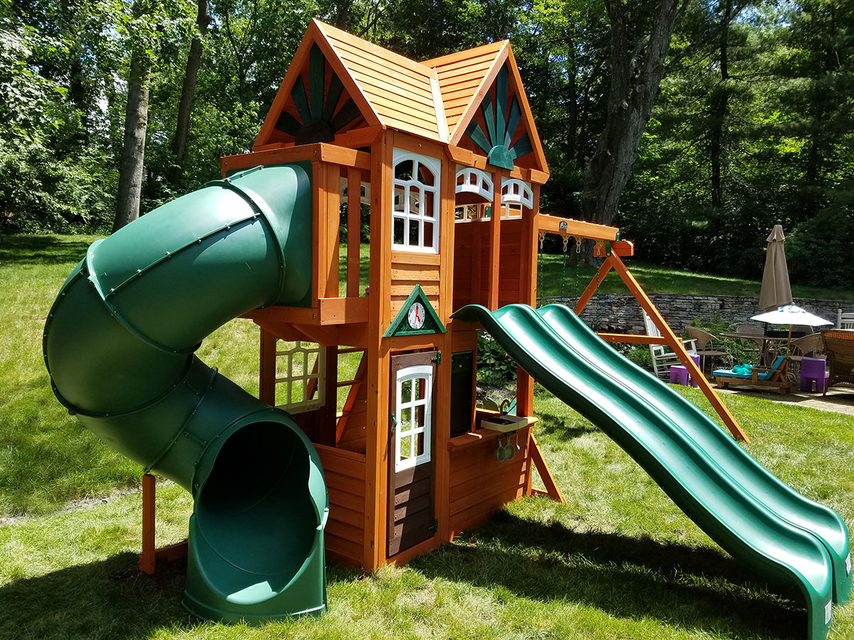 New England Playset Assembly West Hartford Ct Playset