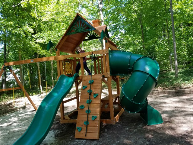 Gorila Mountaineer Playset