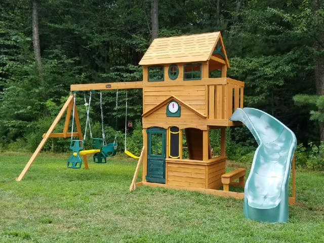 Big Backyard Ashbury II Playset