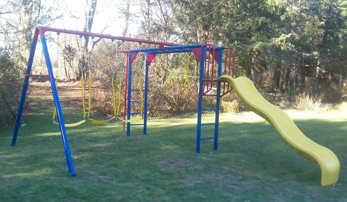 New England Playset Assembly Canton Ma Playset Installation