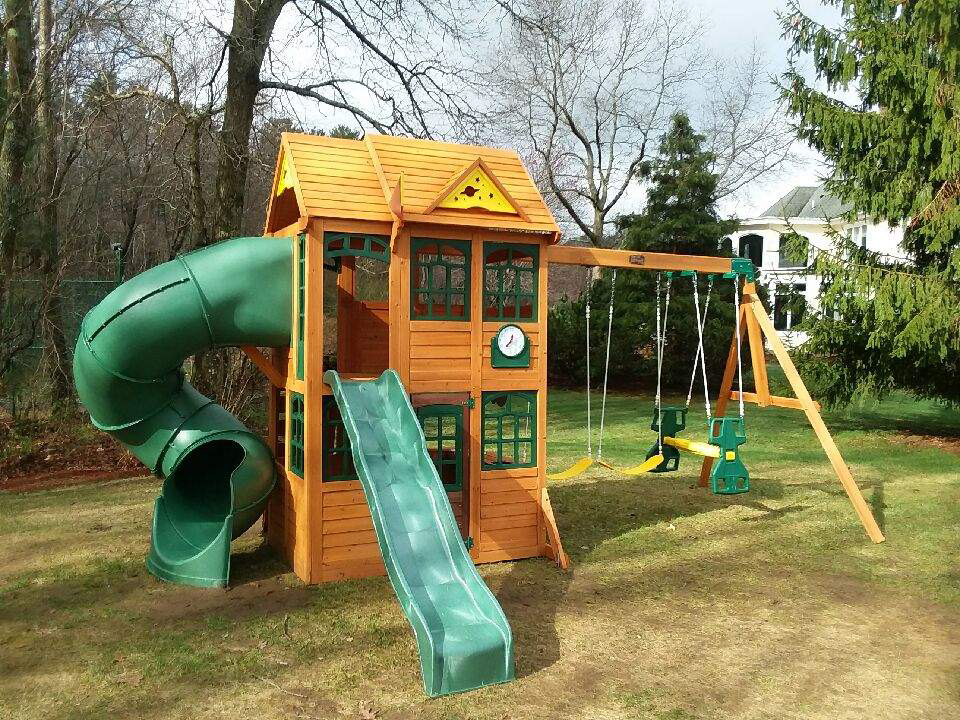 New England Playset Assembly, Andover, MA - Playset ...