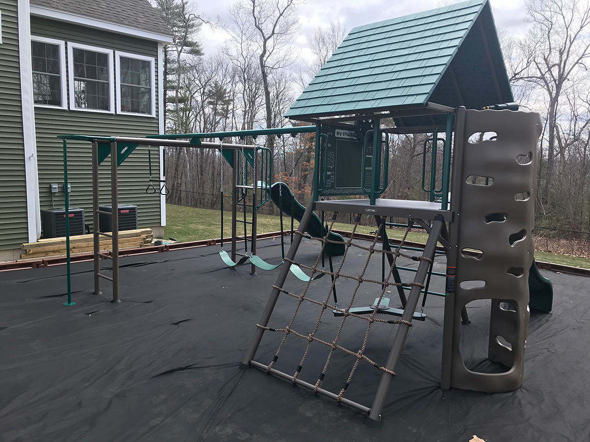 New England Playset Assembly Derry Nh Playset Installation