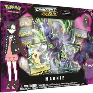 Pokemon TCG: Champion's Path Special Collection - Marnie Box (SWSH3.5)