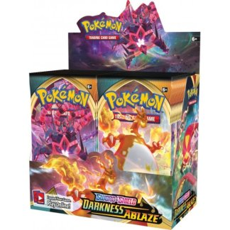 Darkness Ablaze SEALED BOOSTER BOX (36 Booster Packs) Pokemon Cards