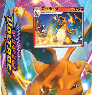 Charizard Theme Deck Pokemon TCG Cards Vivid Voltage
