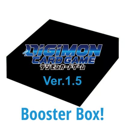 DIGIMON Card Game: RELEASE (BASE SET) SPECIAL BOOSTER BOX VER.1.5 Expansion