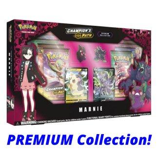 Marnie Premium Collection Champion's Path Box Playmat