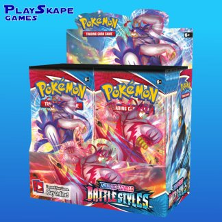 Pokemon-TCG-Cards-Sword-Shield-5-2021-Battle-Styles-Booster-Box-Packs-Display