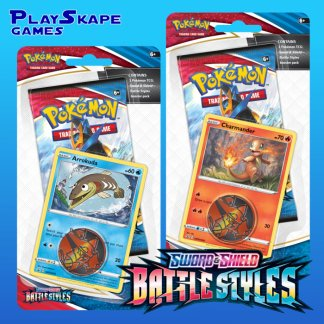 Pokemon-TCG-Cards-Sword-Shield-5-Arrokuda-Charmander-Single-Checklane-Blister-Blisters-Promo-Card