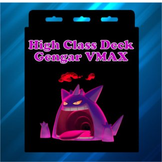 High-Class-Deck-VMAX-Gengar-Gigantamax-Pokemon-Card-Japanese-Set-Box-Japan