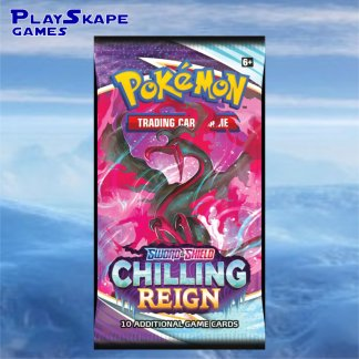 Chilling-Reign-Sealed-English-2021-Pokemon-TCG-Booster-Pack-SWSH7-Galarian-Moltres